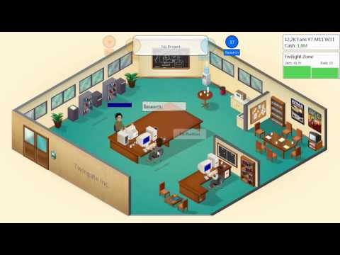 Game Dev Tycoon - hezky česky - druhá série - #5