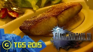 Final Fantasy XV - Fishing and Chocobo Riding Trailer