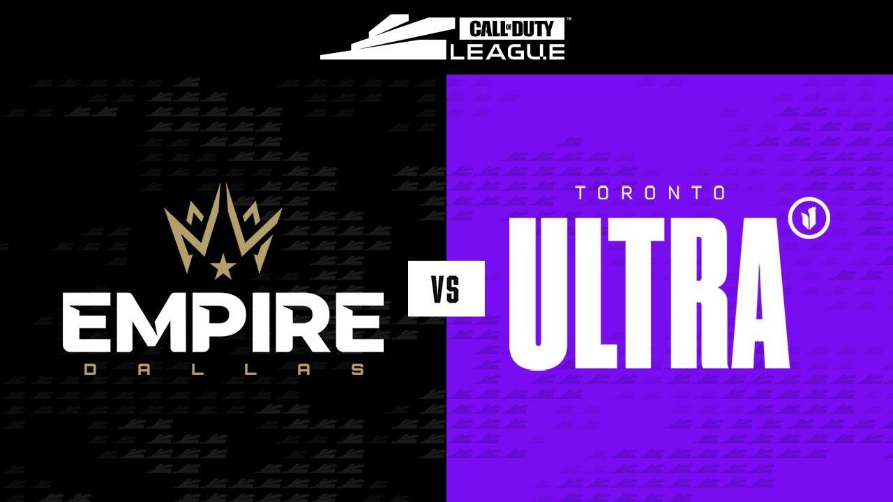 Winners Round 2 | @Dallas Empire vs @Toronto Ultra | Stage IV Major Tournament | Day 2