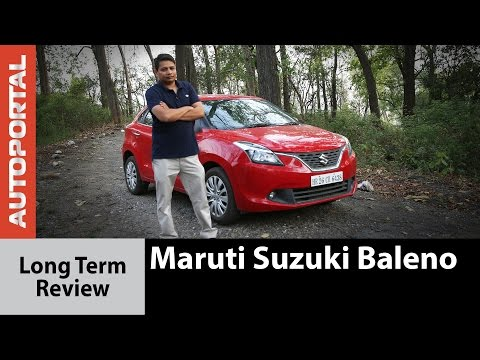 Maruti Suzuki Baleno Long Term Review - Autoportal