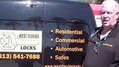 Bob Bruner Locksmith West Florida Locks