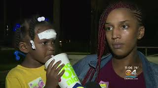 Mother Outraged After Daycare Put A Bandage Over A Wound That Needed Stitches
