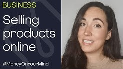 How can I start selling my products online? | #MoneyOnYourMind #SME