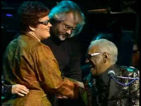 Ray Charles e Diane Schuur