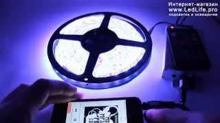RGB контроллер музыкальный Jack(Музыкальный RGB контроллер с двумя каналами приема сигнала: встроенным микрофоном и прямым звуковым входом..., 2014-06-03T19:08:19.000Z)