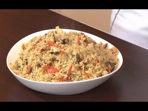 Вкусно: Готовим узбекский плов