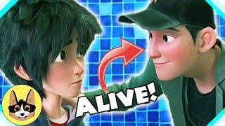 Tadashi Lives!  |  Big Hero 6 Disney Theory