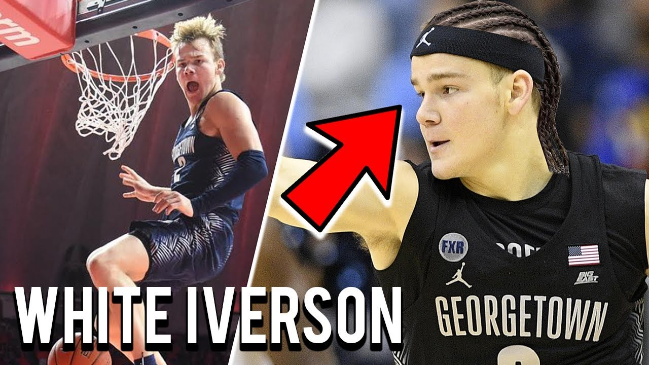 Mac McClung to leave Georgetown and become the country's most ...