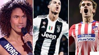 Son père décède en plein match...rip/varane 7ie miss France / Ronaldo Benzema Griezmann buteurs