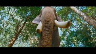 Gajakesari Kannada Movie Scene | Elephant Chase Comedy Scene |…