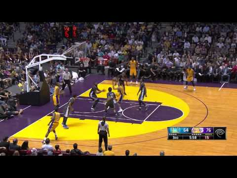 Top 10 Facial Dunks 2015 NBA Preseason