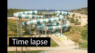 Su parkı nasıl yapılır? (4K İnşaat time lapse) - İKM Prodüksiyon