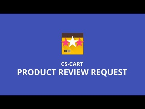 CS-Cart Product Review Request