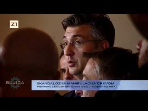 BUJICA 06.04.2018. DRAGO KRPINA: Plenkoviću, odustani od ratifikacije!