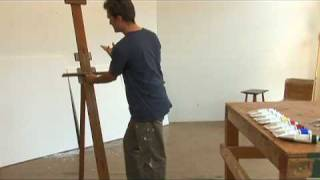 Painting: Materials & Supports : Painting Supports: Easels