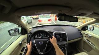 2015 Volvo XC60 T5 Drive E Tech Pack drive demo