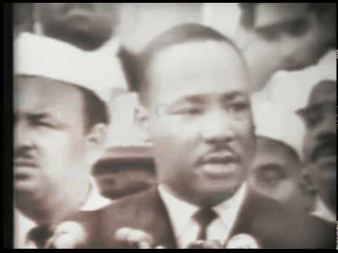 "MLK Day 25th Anniversary 2011-"" I Have A Dream Speech"" & Assassination"