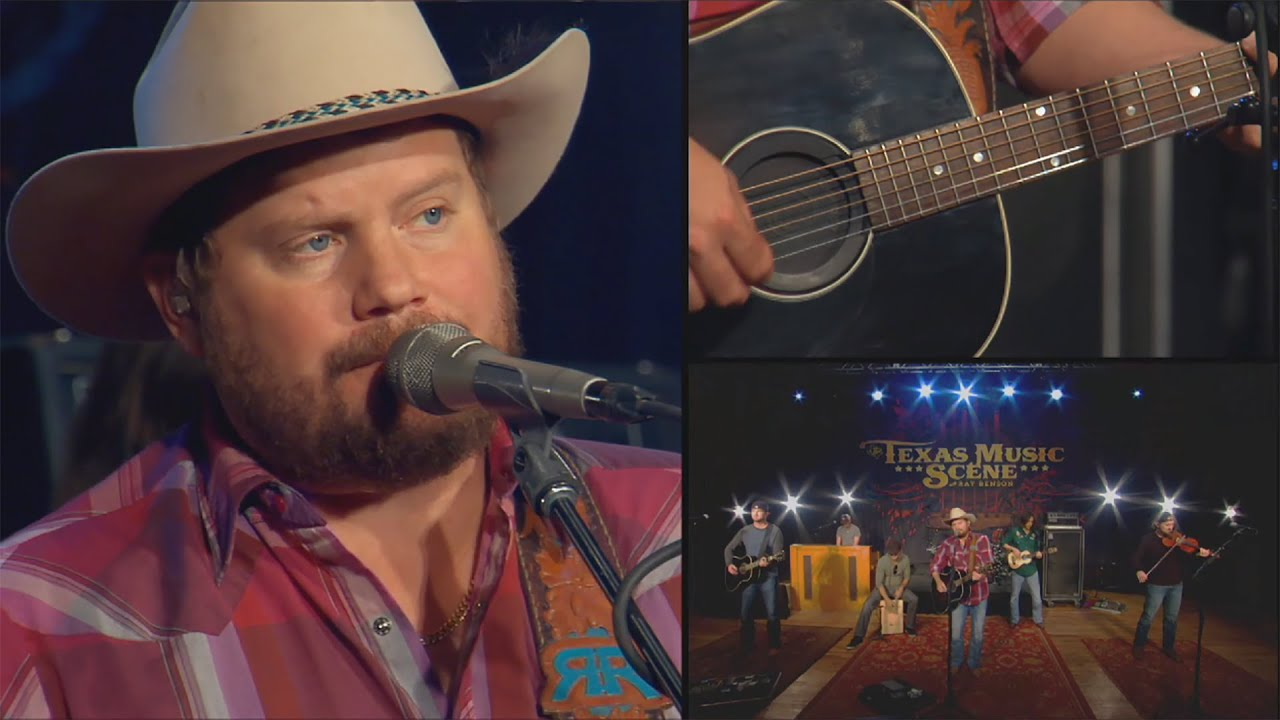 Randy Rogers Band Perform Shes Gonna Run On The Texas Music Scene