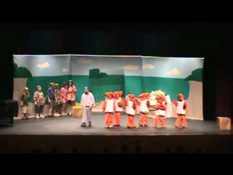 'Blackbeard the Pirate' by Missoula Children's Theatre - In Brunswick, Maine