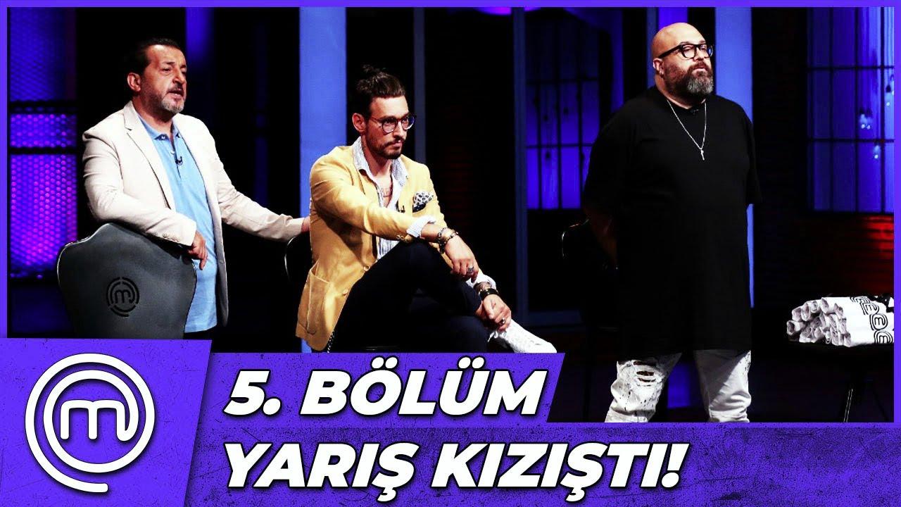 MasterChef Türkiye 5. Bölüm Özetİ | ELEMELERE KİMLER KALDI?
