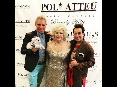 Episode #1 How to Fashion a Couture Gown for Renee Taylor from The Nanny TV Show