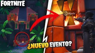 *FILTRATED SECRET CITY* IN SEASON 8 AND POSSIBLE EVENT - FORTNITE