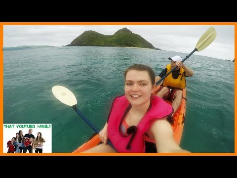 Audrey and Davids Crazy Adventure To Moku Nui/ That YouTub3 Family