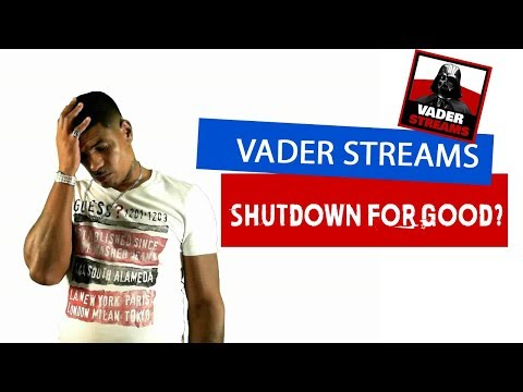 Vader Streams Shutdown – Best Alternative – Learn How To