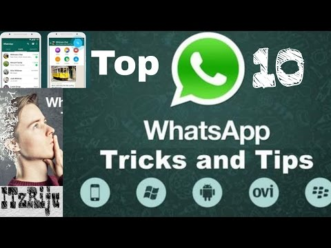 Top 10 Cool New WhatsApp Tricks & Tips You Should Know (2017)