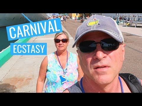 Carnival Ecstasy Cruise From Charleston SC