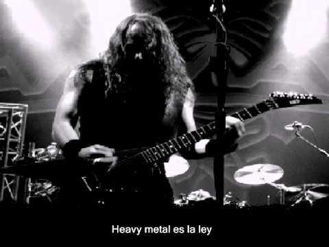 Kai Hansen - Heavy Metal Is The Law [Sub-Esp]
