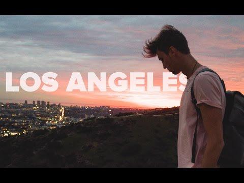 Los Angeles, let the adventure begin!