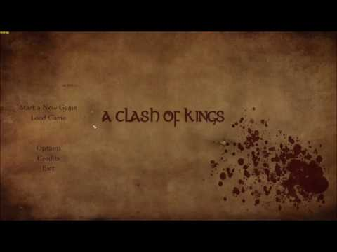 Character Creation / Prologue - A Clash Of Kings Mod Review - Mount & Blade: Warband