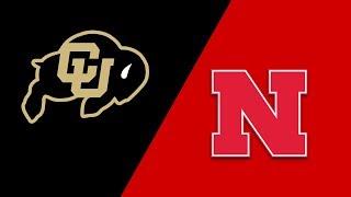 Week 2 2018 Colorado vs Nebraska Highllights Sept 8 2018