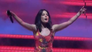 Halsey Bad at Love Live in Concert @ Amway Orlando Florida