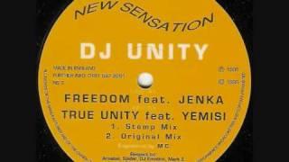 DJ UNITY  -  FREEDOM