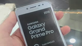 Samsung GRAND PRİME PRO 2018 REVİEW!!