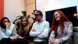 Встреча с участниками сериала «Курт Сеит и Александра» в Петербурге(5)