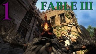 Fable 3- Walkthrough Part 1- I