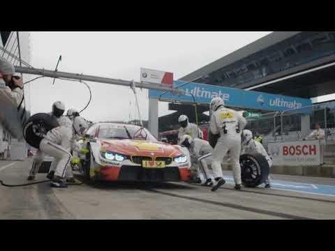 Bull riding 🐮  –BMW Motorsport.