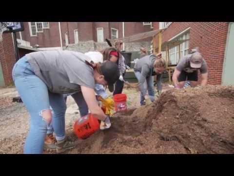 Appalachian State University Alternative Service Experience 2015