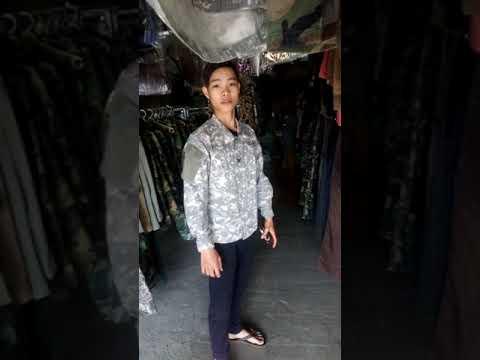 Thăm Quan Shop Quần áo US. Army Của Chú  DUY