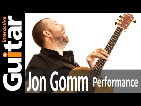 Jon Gomm Interview | Performance | Telepathy