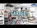 How to Organize a Garage (w/ Monica from The Weekender)