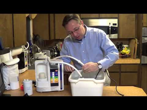 How to Deep Clean Your Water Ionizer for Best Water Ionizati