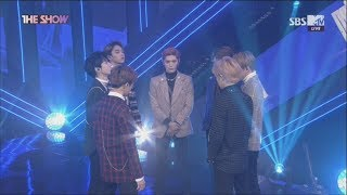 NCT U, BOSS [THE SHOW 180306]