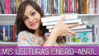 Wrap Up (español) enero - abril 2015 | Libros del mes