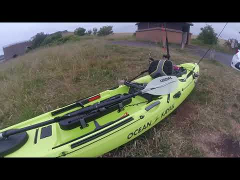 Skateraw - Kayak Cod Hunt