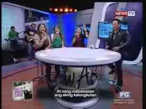 Tonight with Arnold Clavio: Jamming kasama ang Aegis Band