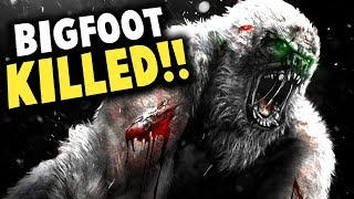 WAIT...DID WE JUST DESTROY BIGFOOT?! The End of the Yeti! - Finding Bigfoot 2.0 Gameplay Ending